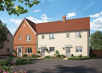 Thumbnail 3 bed semi-detached house for sale in The Littleport, Alconbury Weald, Former RAF/Usaaf Base, Huntingdon, Cambridgeshire