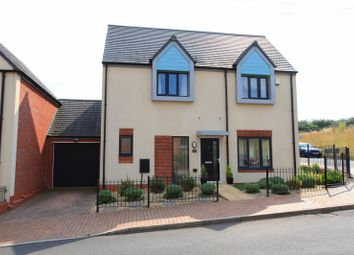 Thumbnail 3 bed detached house for sale in Finney Drive, Lightmoor, Telford