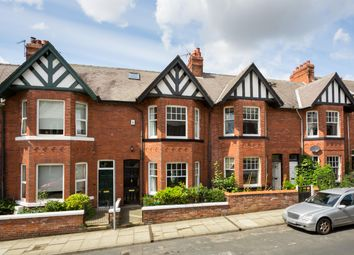 Thumbnail 4 bedroom terraced house to rent in Wentworth Road, York