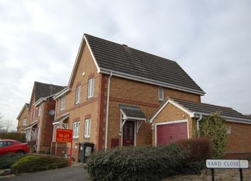 Thumbnail 3 bed property to rent in Yard Close, Swadlincote, Derbyshire