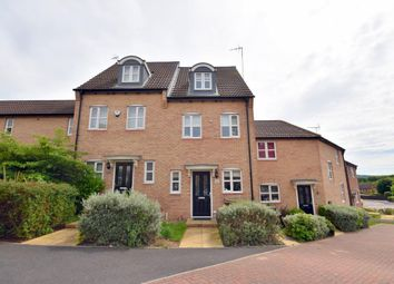 Thumbnail 3 bed town house for sale in Maxwell Drive, Loughborough