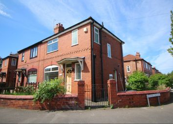Thumbnail 3 bedroom semi-detached house for sale in Bispham Avenue, Reddish, Stockport