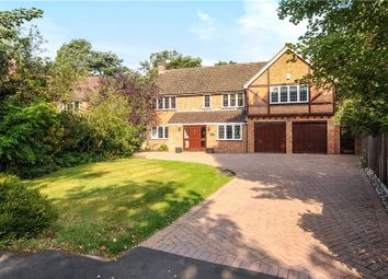 Thumbnail 5 bedroom detached house for sale in Onslow Road, Sunningdale, Berkshire