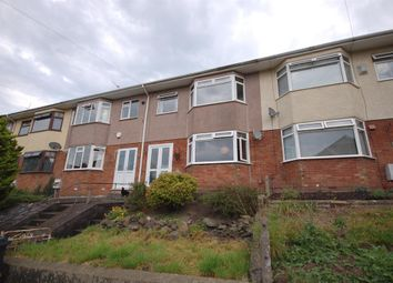 Thumbnail 3 bedroom terraced house for sale in Shelley Close, St George, Bristol