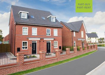 """Thumbnail 4 bed semi-detached house for sale in """"Helmsley"""" at Lytham Road, Warton, Preston"""