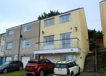 Thumbnail 4 bed end terrace house for sale in St Clements Close, Truro, Cornwall