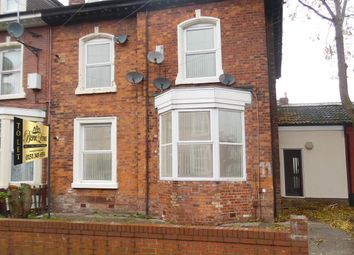 Thumbnail 1 bed flat to rent in Huntley Road, Fairfield, Liverpool