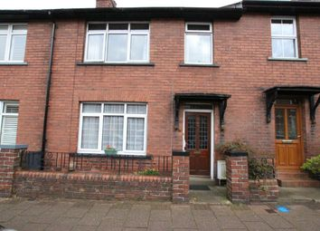 Thumbnail 3 bed terraced house for sale in 58 Eden Street, Carlisle, Cumbria