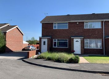 Thumbnail 2 bed property to rent in Cardinal Close, Ratby, Leicester