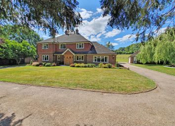 White Hill Road, Detling, Maidstone ME14. 5 bed equestrian property for sale