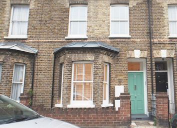Thumbnail 3 bed flat to rent in Treadgold Street, London