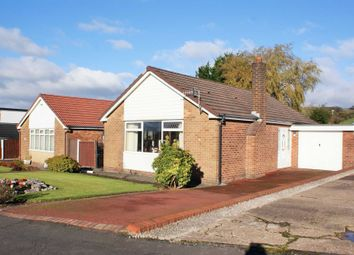 Thumbnail 2 bed detached bungalow for sale in Heathfield, Harwood, Bolton