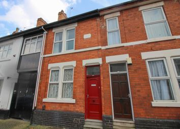 Thumbnail 1 bed terraced house to rent in Wolfa Street, Derby
