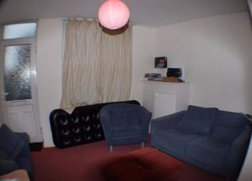 Thumbnail 4 bed terraced house to rent in Bosworth Street, Sheffield
