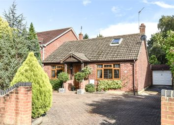 Thumbnail 3 bed detached bungalow for sale in Branksome Hill Road, College Town, Sandhurst, Berkshire