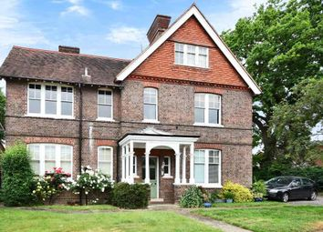 Thumbnail 2 bed flat for sale in Saberton Close, Redbourn, St.Albans