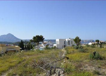 Thumbnail Land for sale in Adsubia, Jávea, Alicante, Valencia, Spain