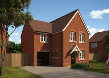 "Thumbnail 3 bed detached house for sale in ""Lytham"" at The Walk, Withington, Hereford"