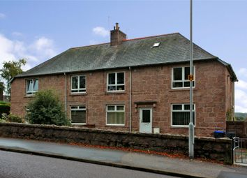 Thumbnail 2 bed flat to rent in 45 Raemoir Road, Banchory