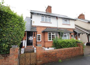 Thumbnail 3 bed semi-detached house to rent in High Street, Old Woking, Woking