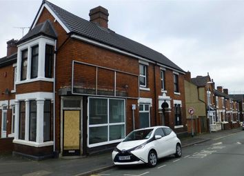 Thumbnail Retail premises for sale in Gordon Street, Stoke-On-Trent, Staffordshire