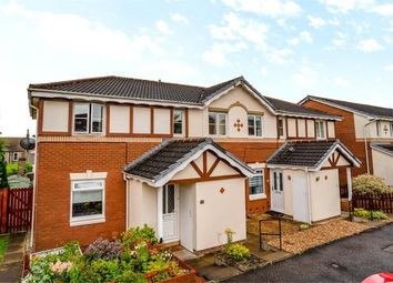 Thumbnail 2 bed flat for sale in Nicol Place, Broxburn, West Lothian