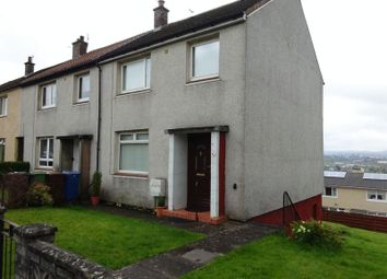 Thumbnail 3 bed end terrace house for sale in Langlands Terrace, Dumbarton