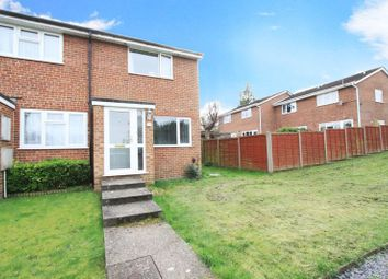 Thumbnail 2 bedroom end terrace house for sale in Woodlea Gardens, West End, Southampton