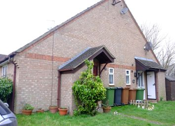 Thumbnail 1 bed terraced house for sale in Mealsgate, Peterborough