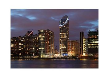 Thumbnail 1 bed flat for sale in Ontario Tower, 4 Fairmont Avenue, Canary Wharf