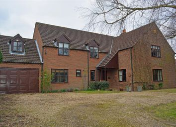 Thumbnail 6 bed detached house for sale in Morton Road, Laughton, Gainsborough