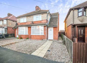 Thumbnail 2 bed semi-detached house for sale in Shaftesbury Avenue, Dovercourt, Harwich