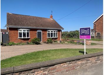 Thumbnail 5 bed detached bungalow for sale in Station Road, Gunness