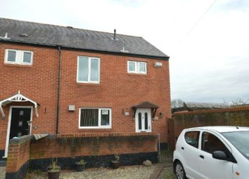 2 bed end terrace house for sale in Manor Court, Wigston Road, Blaby, Leicester LE8
