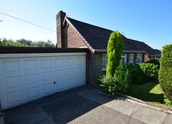 Thumbnail 4 bed detached bungalow for sale in Tonacliffe Road, Whitworth, Rochdale