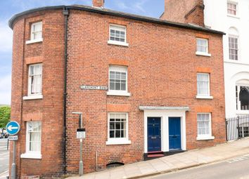 Thumbnail 2 bed terraced house for sale in Claremont Bank, Shrewsbury