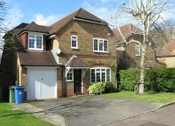 Thumbnail 4 bed detached house for sale in Saturn Croft, Carnation Drive, Winkfield Row, Berkshire