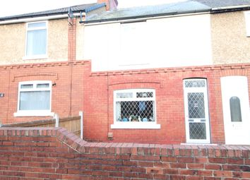 Thumbnail 2 bed terraced house for sale in Park Road, Askern, Doncaster