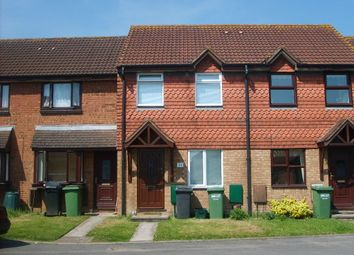 Thumbnail 2 bed terraced house to rent in Ellicks Close, Bradley Stoke, Bristol