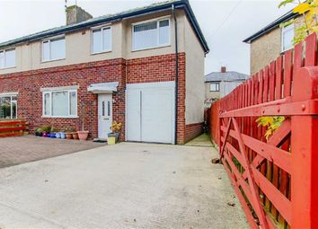 Thumbnail 4 bed semi-detached house for sale in Faraday Avenue, Clitheroe, Lancashire