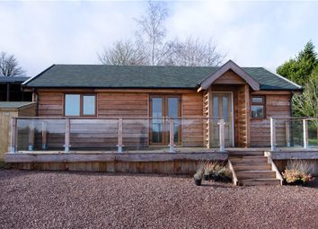 Thumbnail 2 bed detached house for sale in Hill View Lodges, Lower Bardley Court, Stottesdon, Kidderminster