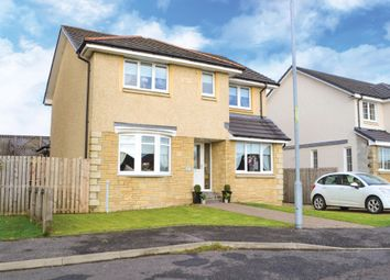 Thumbnail 4 bed detached house for sale in Strathearn Drive, Plains, Airdrie, North Lanarkshire
