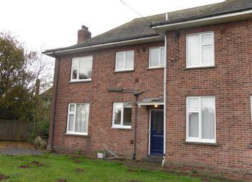 Thumbnail 1 bedroom flat to rent in Hollesley, Woodbridge
