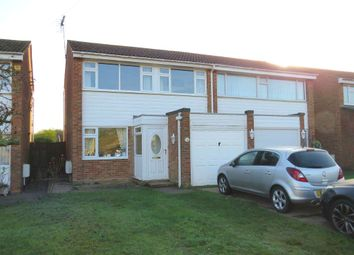 Thumbnail 3 bed semi-detached house for sale in Kipling Road, Royston