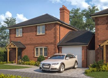 Thumbnail 4 bed detached house for sale in Willow End, Tudor Way, Kings Worthy, Winchester