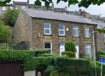 Thumbnail 2 bedroom terraced house for sale in Halifax Old Road, Birkby, Huddersfield