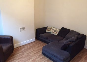 Thumbnail 4 bedroom terraced house to rent in Sherbrooke Road, Nottingham