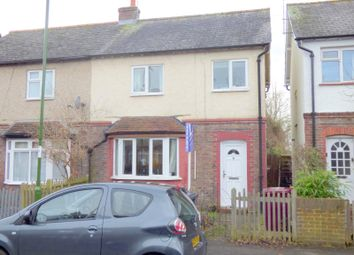 Thumbnail 4 bedroom semi-detached house to rent in Lewis Road, Chichester