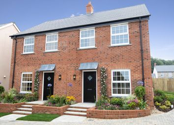 Thumbnail 3 bed semi-detached house for sale in Foxglove Lane, Fremington