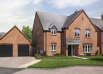 "Thumbnail 4 bed detached house for sale in ""The Thames"" at Reades Lane, Sonning Common, Oxfordshire, Sonning Common"